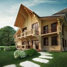 Проект дома: Высота