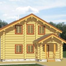 Проект дома: Сибирь