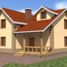 Проект дома: МИЛЛИРОВО