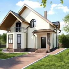 Проект дома: МАРИСА 3