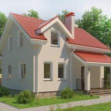 Проект дома: МИЛЕНА 3
