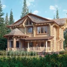 Проект дома: Светлана