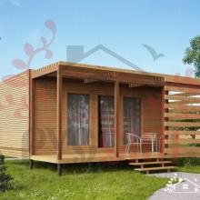Проект дома: СИП-БОКС