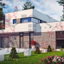 Проект дома: Хронос