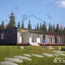 Проект дома: Юнит