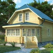 Проект дома: пр№1