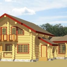 Проект дома: Приоритет-2