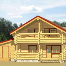 Проект дома: Д-19