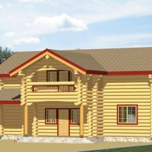 Проект дома: Северянин-1