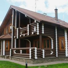 Проект дома: Кузьма