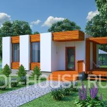 Проект дома: VILNES