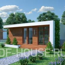 Проект дома: EXTER