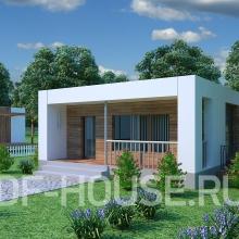 Проект дома: LEMAN
