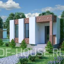 Проект дома: KORF