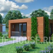 Проект дома: FERT 2